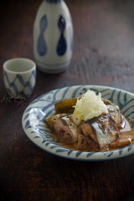 20150907秋刀魚のピリ辛煮.jpg