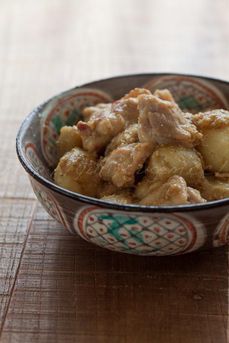 20160220鶏肉と里芋の胡麻味噌煮.jpg
