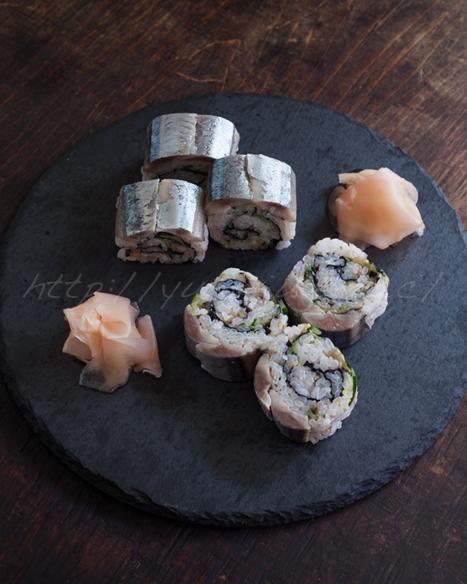 20160911秋刀魚の巻き寿司.jpg