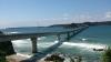 角島大橋をサイドから