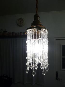 beads lamp