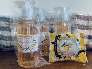 柚子の石鹸&ワセリン