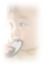 3歳までにミュータンス菌に感染しなければ、永久歯が虫歯になる確率は1/10になると言われています