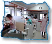 鈴木歯科医院の診療風景