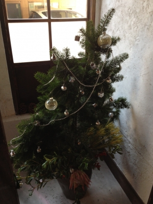 01クリスマスツリー