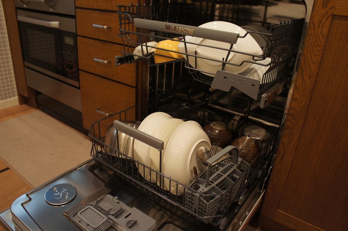 ASKOの食洗機