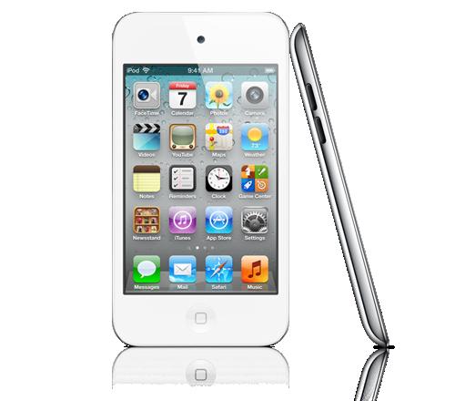 iPod touch | ちえの気ままログ