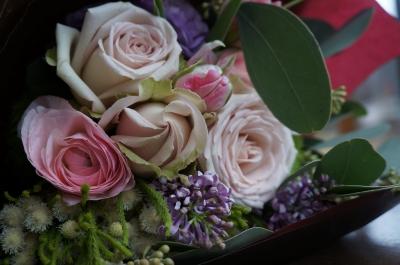 薔薇の贈り物