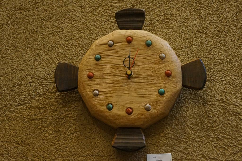 掛け時計 マンボウ