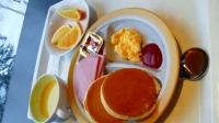 さぁ朝食♪