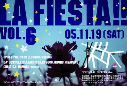 La Fiesta! Vol.6