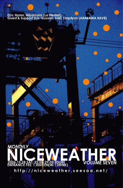 NICEWEATHER VOLUME SEVEN