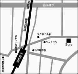 SURE MAP