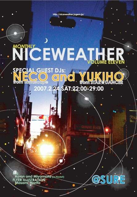 NICEWEATHER VOLUME ELEVEN