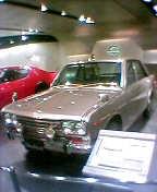 ブルーバード1600DX(P510型1969年)前