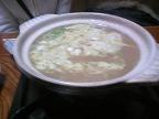 山びこ猪鍋(雑炊)