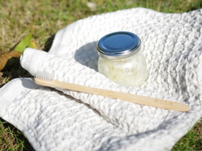 竹の歯ブラシのススメ