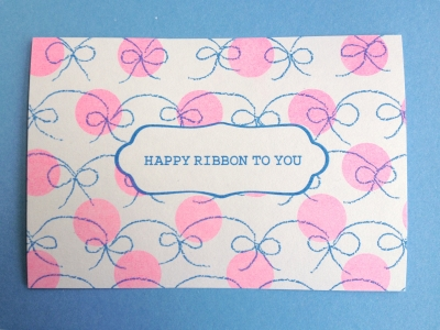 HAPPY RIBBON TO YOU1