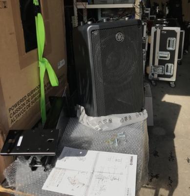 音響設備 施工