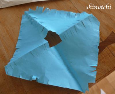 折り紙 切り紙