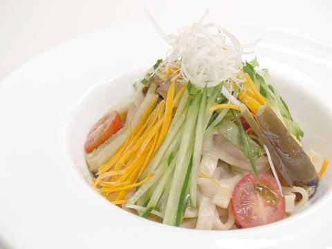玄米ごま涼麺