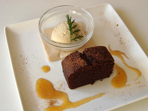ショコラクラシックと豆乳のアイスクリーム