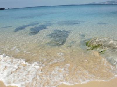 沖縄の浜辺