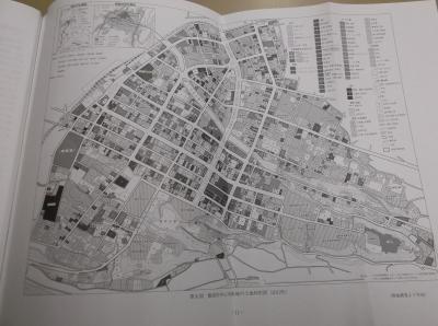 レポート地図