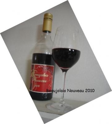 ボジョレー ヌーヴォー2010