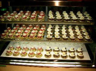 ローズプチケーキ