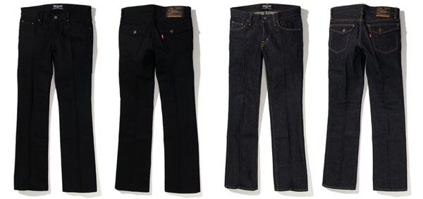 RUDE GALLERY / RIGID TYPE-1 DENIM PANTS<BOOTSCUT> ルードギャラリー