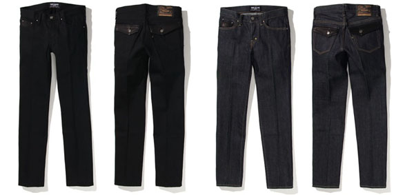 RUDE GALLERY / RIGID TYPE-2 DENIM PANTS<SLIM> ルードギャラリー