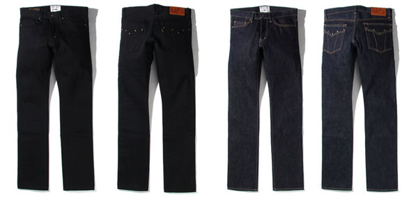 RUDE GALLERY BLACK REBEL / Road Jack-2 DENIM PANTS ルードギャラリーブラックレベル
