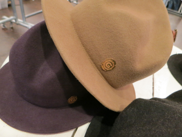 GAVIAL / WOOL MOUNTAIN HAT gavial中村達也