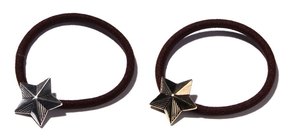 RUDE GALLERY BLACK REBEL / STAR 〜SHAG BAND〜 <CHAOS DESIGN COLLABORATION> カオスデザイン