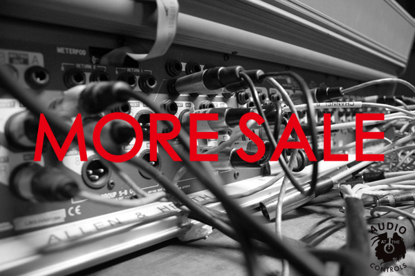 AUDIO MORE SALE