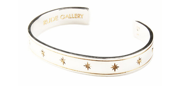 RUDE GALLERY / BRACELET -STARBURST ルードギャラリー