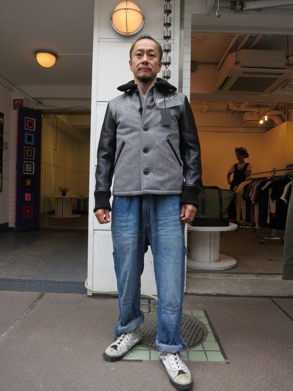 GAVIAL 2016 AUTUMN&WINTER COLLECTION gavial中村達也 gavialスタジャン