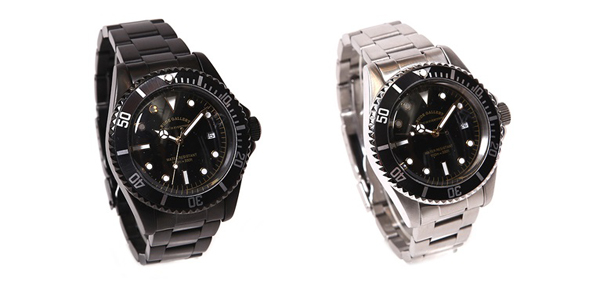 RUDE GALLERY GOOD OLD DIVER DATE WATCH ルードギャラリー 時計