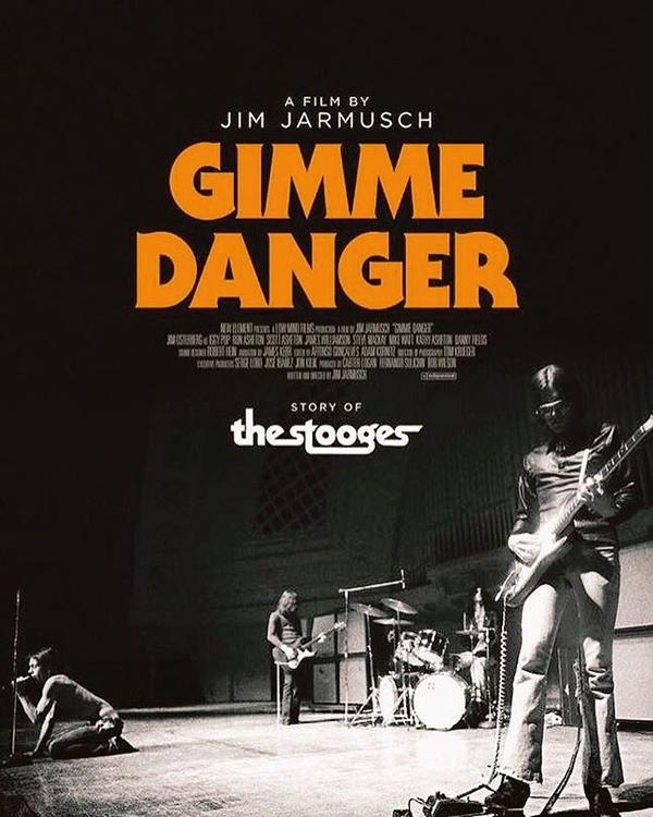 Jim Jarmusch���ࡦ���㡼��å������ Iggy��The Stooges(���������������ȥ�������)�ɥ�����Dz��Gimme Danger��