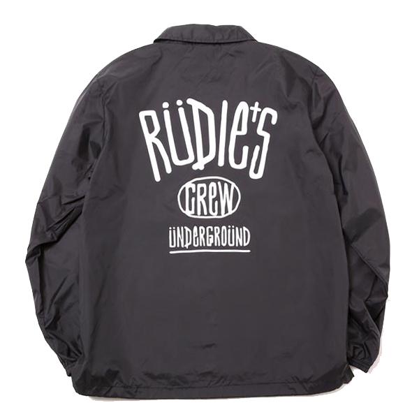 RUDIES / DRAWING COACH JKT ルーディーズ