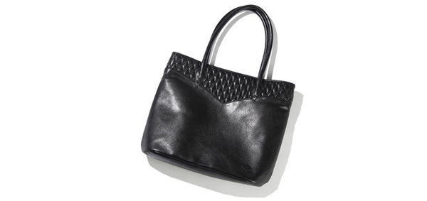 RUDE GALLERY BLACK REBEL / OUTSIDERS LEATHER TOTE BAG  ルードギャラリーブラックレベル レザー