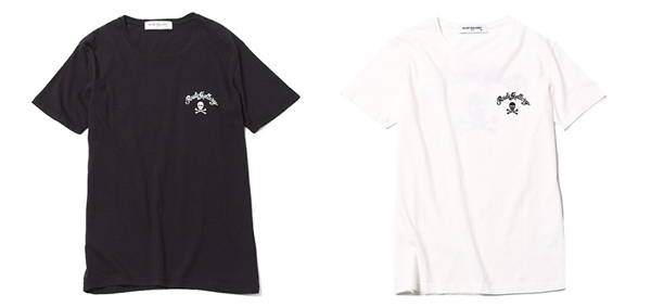 RUDE GALLERY / CREW NECK TEE -MAD SKULL ルードギャラリー Tシャツ