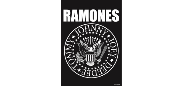 RUDE GALLERY / RAMONES MEETS RUDE GALLERY POSTER ラモーンズ ポスター ルードギャラリー