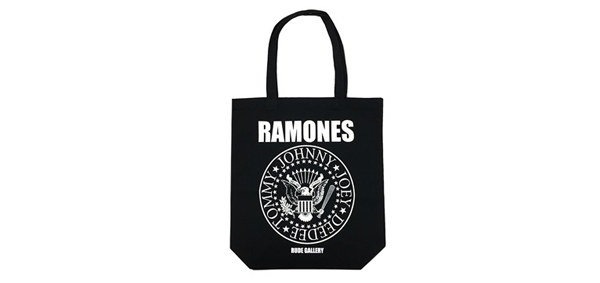 RUDE GALLERY / RAMONES MEETS RUDE GALLERY TOTE BAG ラモーンズ トートバッグ ルードギャラリー