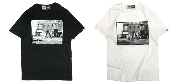 RUDE GALLERY / Focuses on NYC TEE-1 <FEATURING YUKI KUROYANAGI> ルードギャラリー