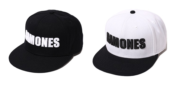 RUDE GALLERY / RAMONES MEETS RUDE GALLERY SNAP BACK CAP ラモーンズ キャップ ルードギャラリー