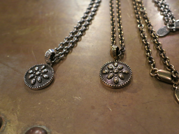 RUDE GALLERY / STUDS NECKLACE SMALL CHAOS DESIGN カオスデザイン