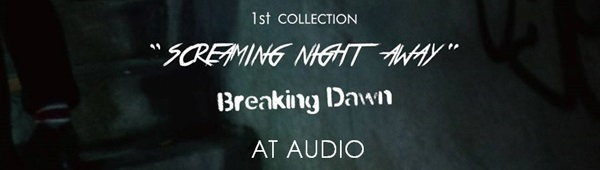 "「Mr.CASANOVA 1st Collection SCREAMING NIGHT AWAY ""Breaking Dawn""」 AT AUDIO受注会"