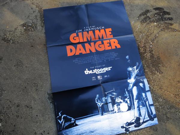 Iggy&The Stooges(イギー&ザ・ストゥージズ) ドキュメンタリー映画『Gimme Danger』 Jim Jarmusch ジム・ジャームッシュ